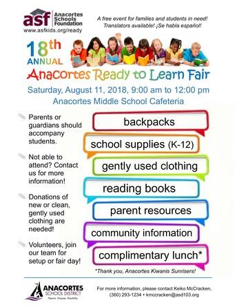 Ready to Learn Fair - Aug 11