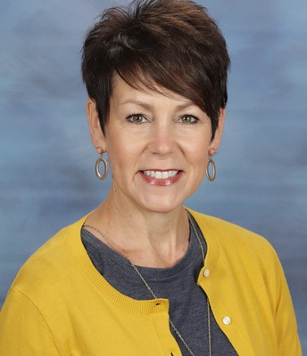 Mrs. Huffman - Secretary