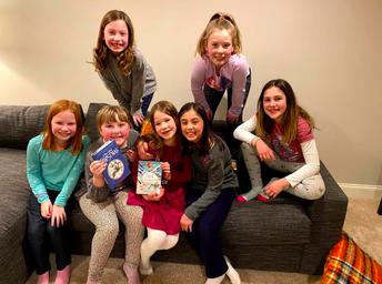 Fourth Grade Mom/Daughter Book Club