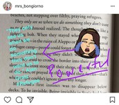 What are #BookSnaps?