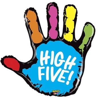 Hy-Vee High Five