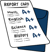 Report Cards....