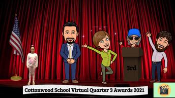 3rd Grade Awards