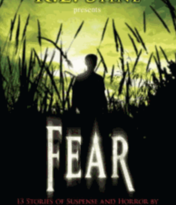 FEAR A short story collection by R.L. Stine