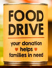 """We Care, I Can"" Canned Food Drive"