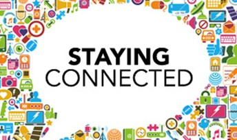 Stay Connected!  Register Now!