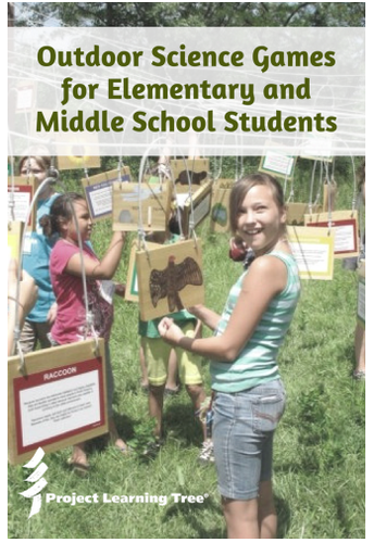 Project Learning Tree - Outdoor Science Games
