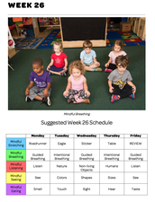 Mindful Classrooms--Week 26