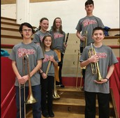 Austin Honor Band Students