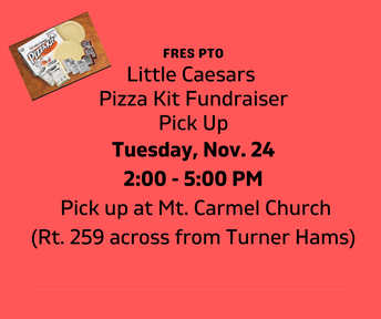Picture of PTO Pizza Kit Pick Up flyer