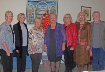 Connie Craig, MFMC President, Joins the Celebration