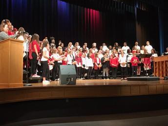 All County Chorus!