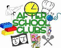2018-2019 School Clubs