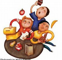 We need PAID part time Primary/Kinder lunch supervisors!