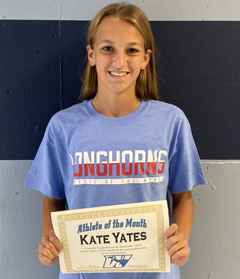 Kate Yates (Cross Country)
