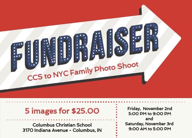 CCS Seniors Fundraiser