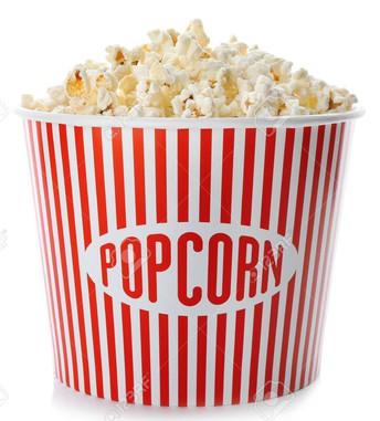 Popcorn Fridays Sign-Ups