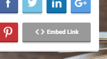 """3. Click on the """"<> Embed Link"""" button"""