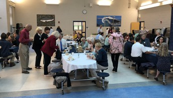 MRSD honors volunteers and supporters