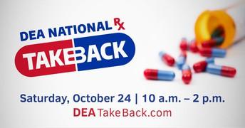 Sunnyvale Police hosting National Drug Take-Back event