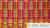 """Past Due Unit 1.0 """"Express Yourself""""  Infographic & Conclusion"""