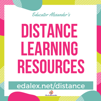 New Distance Learning Help Page