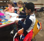Blanket and Stuffed Animal Day in 2nd Grade