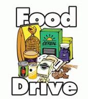 Colecta de alimentos    del 6 al 20 de diciembre