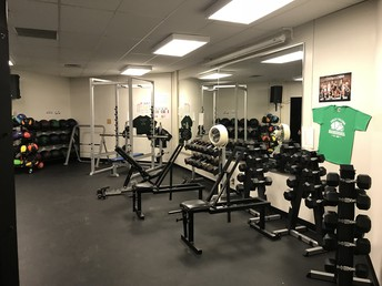 Cardio and Weight Room