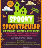 Spooky Spooktacular Halloween Event