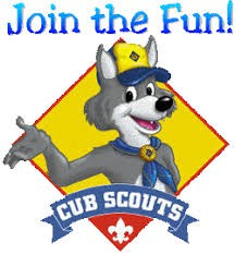CUB SCOUT KICK OFF ~ August 22nd
