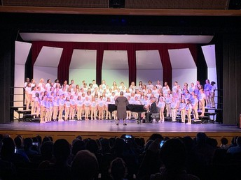 5th Grade Honor Choir