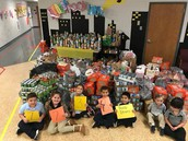Annual Food Drive Breaks Record!