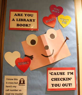 Are you a library book?