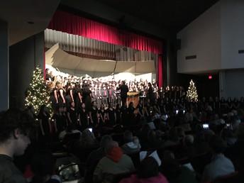 Winter Choir Concert!