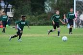 Kickin' It with WMS Soccer by Tom Yoerke