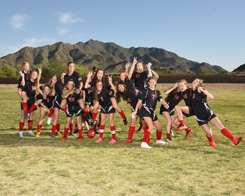 18-19 8th Grade Girls Soccer