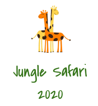 Jungle Safari - 2020 Talent Show