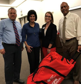 American Heart Association recognized Chandler Unified as number one district in Arizona