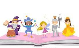 Storybook Character