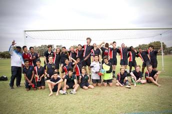 Soccer Winners!