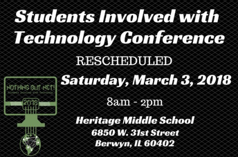 Students Involved w/ Technology Conference