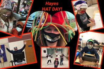 Hat Day happiness!