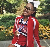 LHS Cheerleader Heading to London
