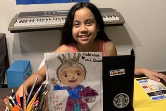 Students Get Creative