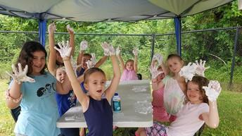 Outdoor Classroom!!!