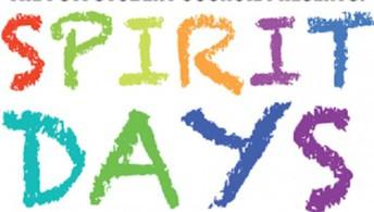 Spirit Days for Students