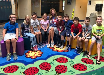 New 3rd Grade Students