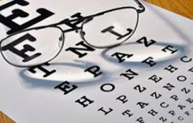 Vision Screenings for Virtual Only Students