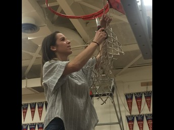 Cutting Down the Net!